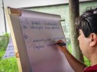 Diálogos sobre a água Foto: Prefeitura de Itanhaém