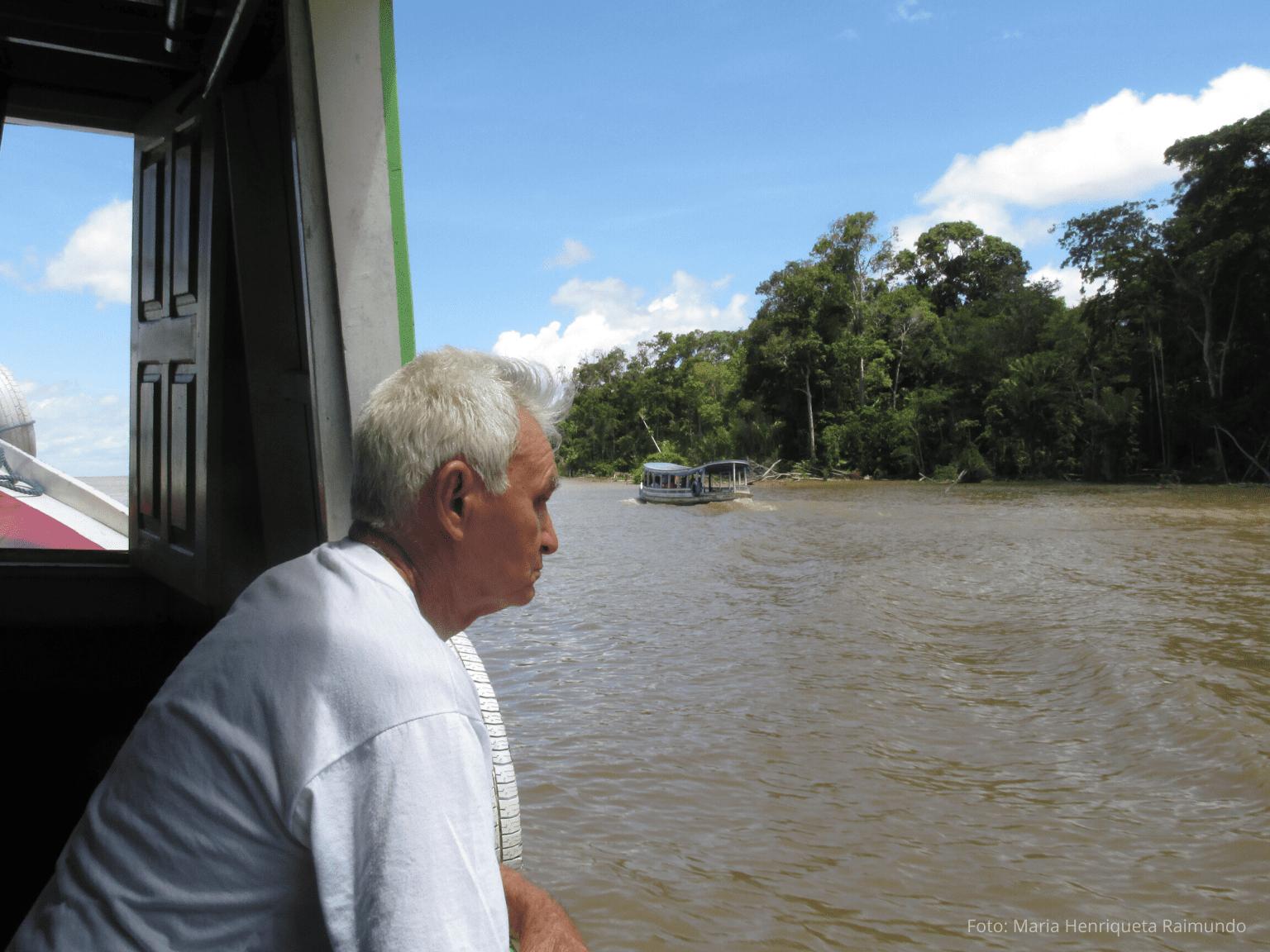 Nós e a floresta – Comunidades tradicionais: proteger os seus protetores