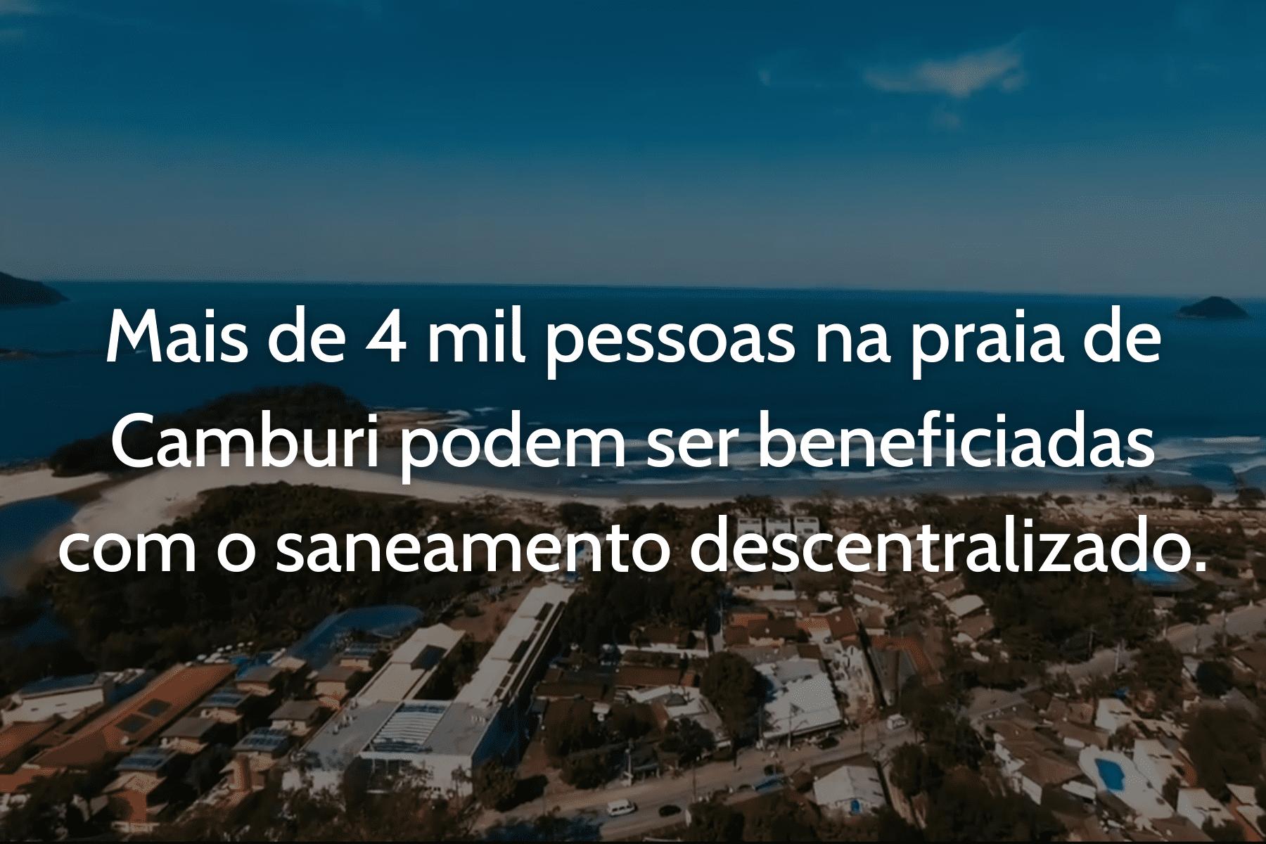 Projeto vai identificar sistemas descentralizados de tratamento de esgoto pautados por soluções ecológicas