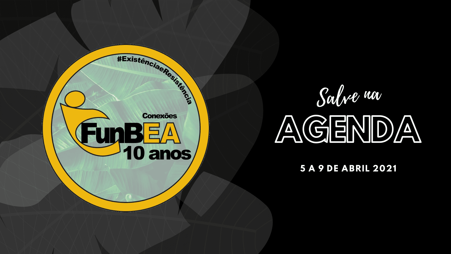 Comemoração dos 10 anos do FunBEA marca resistência da Educação Ambiental no Brasil