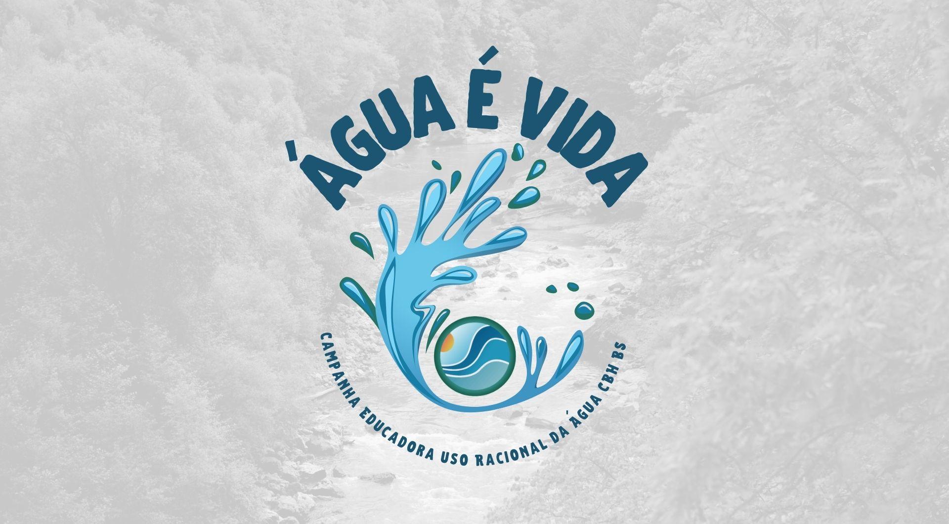 Água é Vida – Uma campanha educadora pelo uso consciente da água na baixada santista.